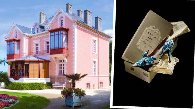 Wystawa poświęcona dzieciństwu Christiana Diora w jego rodzinnym domu w Normandii