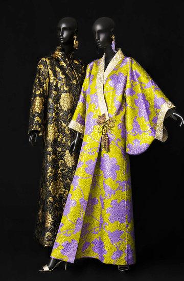 """wystawa w Musée Yves Saint Laurent w Paryżu """"Yves Saint Laurent: Dreams of the Orient"""" czyli """"Yves Saint Laurent: Sny o Oriencie"""""""