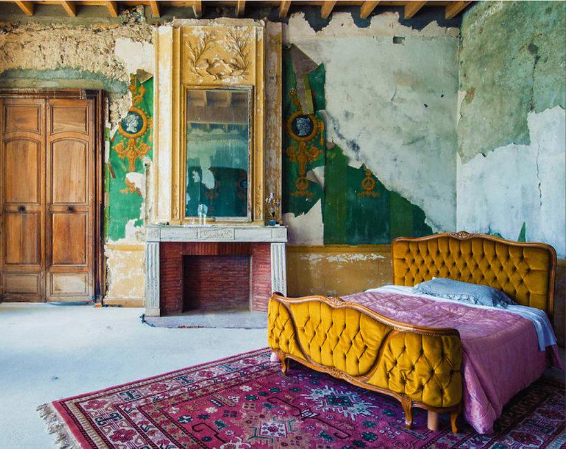 XVIII-wieczny francuski pałac - luksusowy hotel