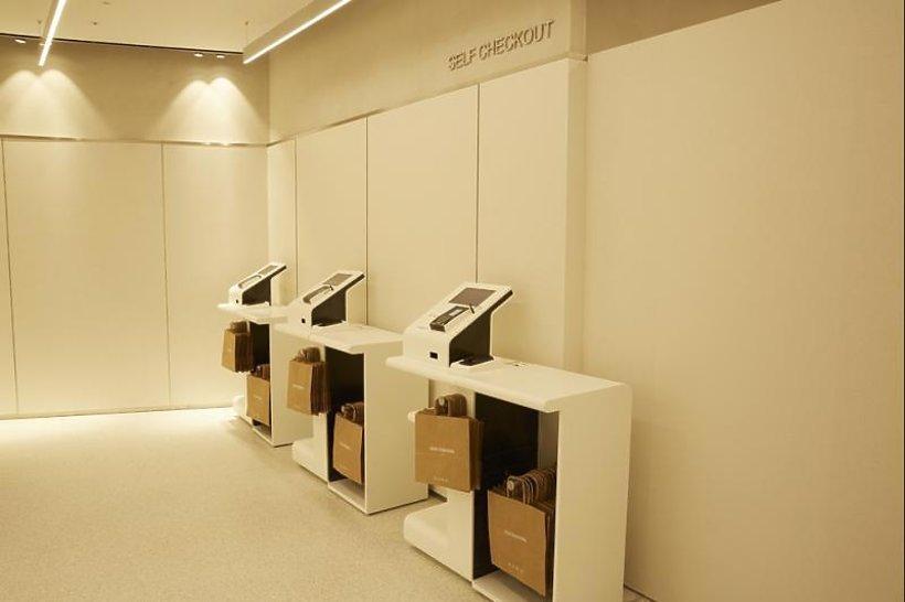 Zara otwiera futurystyczny sklep w Londynie z robotami
