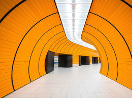 Zdjęcia metra autorstwa Chrisa Forsytha