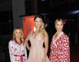 Zosia Ślotała i Bizuu na Flesz Fashion Night