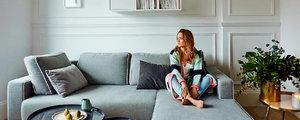 Zuza Wachowiak, połowa duetu Bizuu, pokazała nam swoje francuskie mieszkanie. Zobacz wideo!